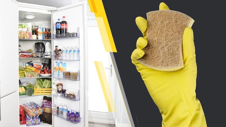 Jak umyć lodówkę? Domowe sposoby na mycie lodówki