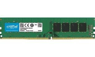 Crucial DDR4 4GB/2666 CL19 SR x8 288pin