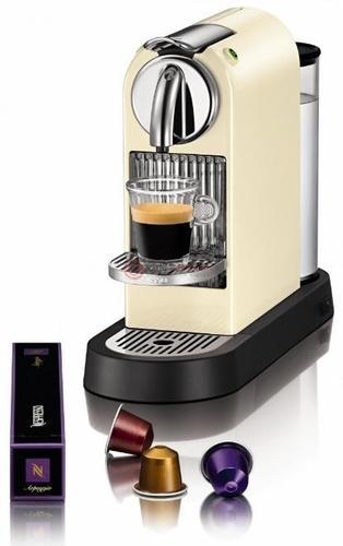 DELONGHI Nespresso EN165.CW Citiz