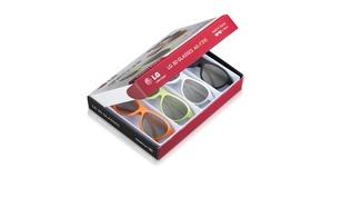LG Okulary 3D AG-F 315