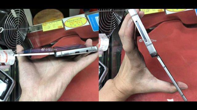 Samsung 'Project V' - Zdjęcia anulowanego projektu składanego smartfona