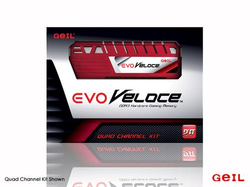 Geil DDR3 EVO Veloce 32GB/2133 (4*8GB) CL11-11-11-36