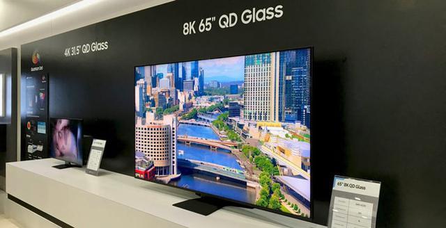 Wysoce zaawansowane telewizory od firmy Samsung