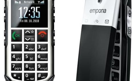 Emporia Solid Plus - idealny telefon dla seniorów