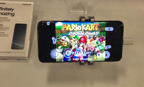 Samsung Galaxy S8 - Dolphin Emulator Dostrzeżony na Nowej Galaktyce!
