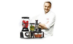 Nowe Blendery od Bosch - Kompletni Pomocnicy Kuchenni