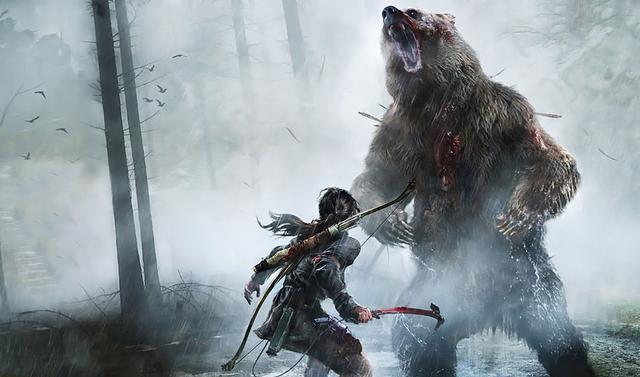 PGA 2015: Rise of the Tomb Raider - Gameplay Przedpremierowy
