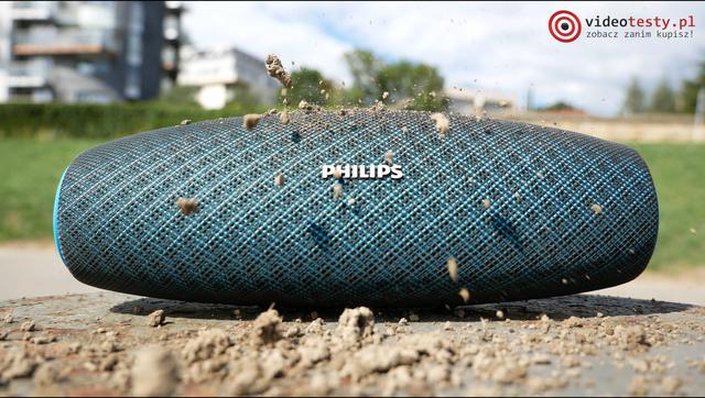 Test Wytrzymałości Philips EverPlay BT7900