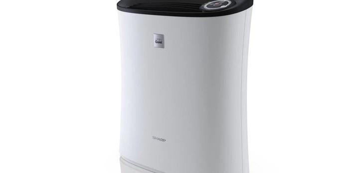 Nowy kompaktowy oczyszczacz powietrza Sharp