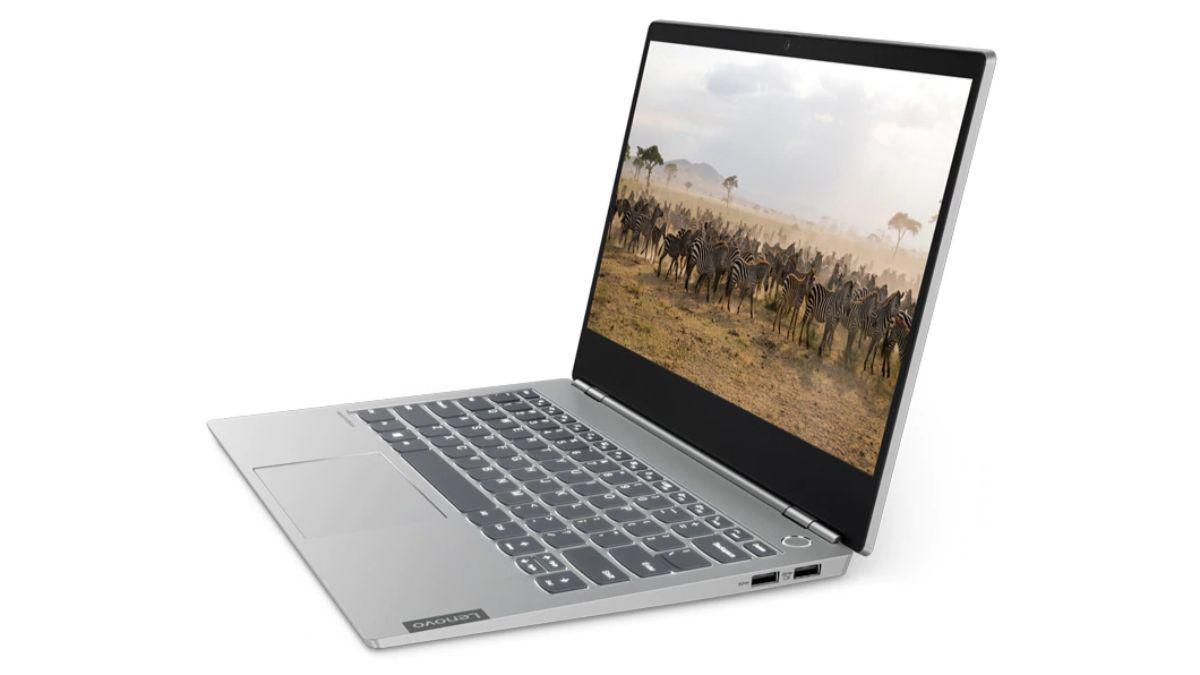 Lenovo ThinkBook 13s - ładny laptop biurowy