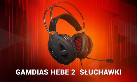 Gamdias Hebe II - Przyzwoite Słuchawki Dla Graczy