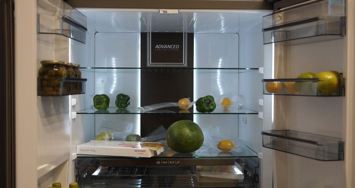 Sharp lodówka GourmetMaestro IFA 2019