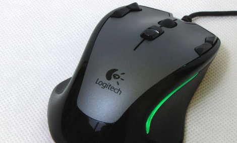 Logitech G300 [TEST]