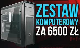 Zestaw Komputerowy za 6500 zł Oparty o Procesor AMD Ryzen 7 1700