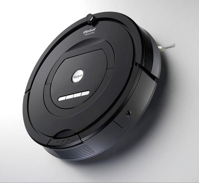 iRobot Roomba 770 - inteligentny odkurzacz