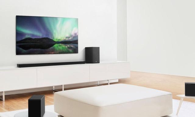 Nowa linia soundbarów LG na CES2020