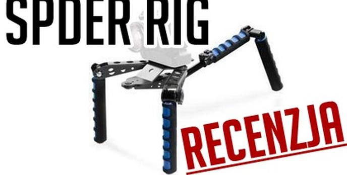Camrock Spider Rig VR10 - Statyw naramienny [TEST]