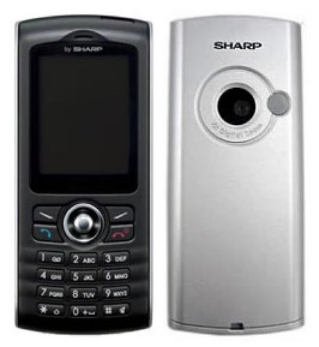 Sharp GX17