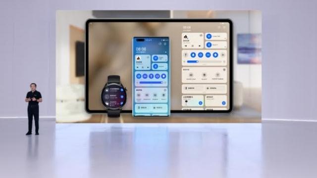 Harmony OS zaoferuje nowy sposób komunikacji dla licznych urządzeń