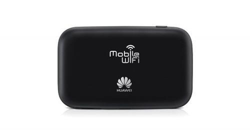 WEL.COM Huawei E5377s-32 3G/4G WiFi HSPA+/LTE router, czarny