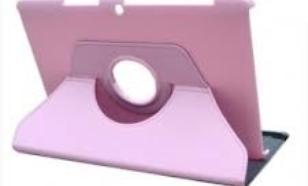WEL.COM Etui obrotowe 360 stopn P5100/P5110 różowe