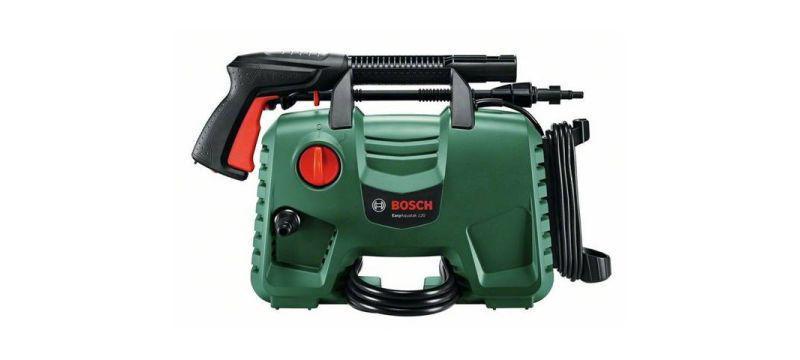 Bosch Easyaquatak 120 (06008A7901) to niewielka i lekka myjka ciśnieniowa