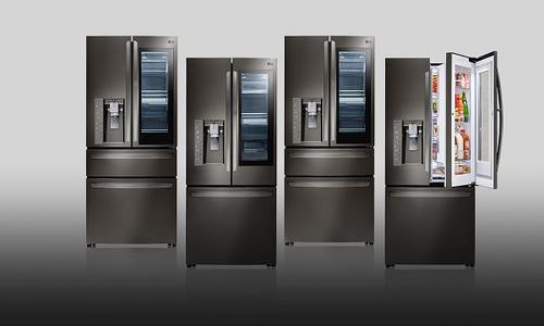 LG Smart InstaView Door-in-Door