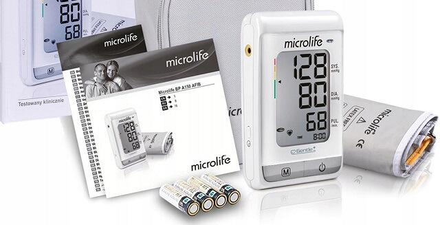 naramienny ciśnieniomierz Microlife BP A150