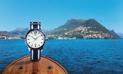Tissot Quickster Lugano - Szwajcarski Zegarek z Klasą