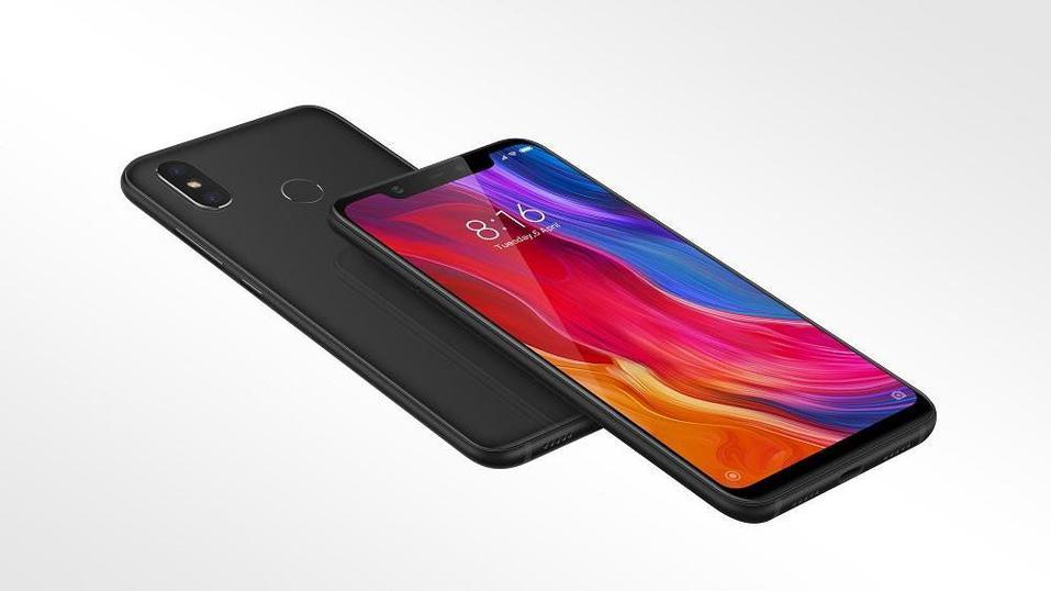 Xiaomi Mi 8 6/64GB Czarny