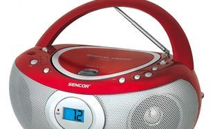 SENCOR SPT 226R Radiomagnetofon