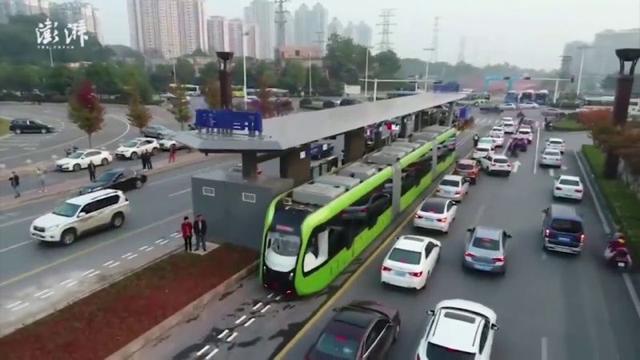 Autonomous Rapid Transit - Tramwaj na Wirtualnych Torach