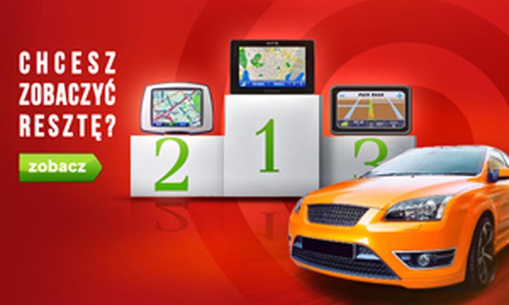 10 Precyzyjnych Nawigacji GPS Na Wakacyjne Wyjazdy