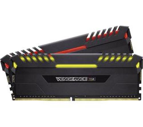 Corsair Vengeance RGB DDR4 (2 x 8GB) 3466 CL16