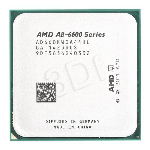 AMD APU A8-6600k 4.2GHz BOX (FM2) BE 6PK