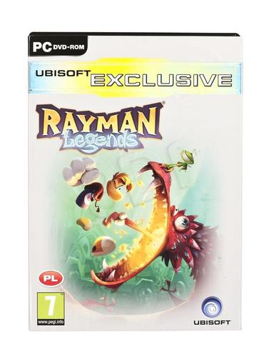 EXCLU Rayman Legends