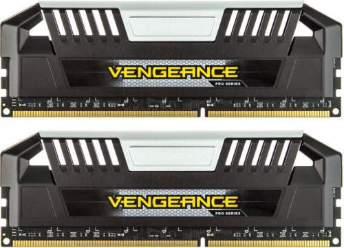 Corsair Vengeance Pro Black DDR3-2400 CL11 8 GB (CMY8GX3M2A2400C11)