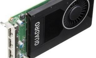 HP Quadro M2000 4GB GDDR5 (128 bit) 4x DisplayPort (T7T60AA)