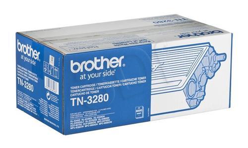 BROTHER Toner Czarny TN3280=TN-3280, 8000 str.