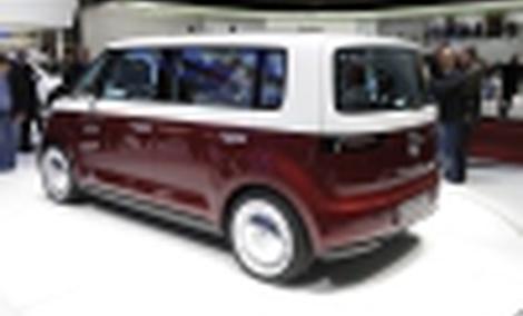 Volkswagen Bulli - nowa wersja legendarnego Ogórka