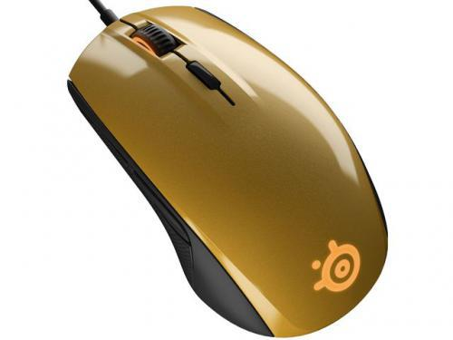 SteelSeries Rival 100 Alchemy Gold