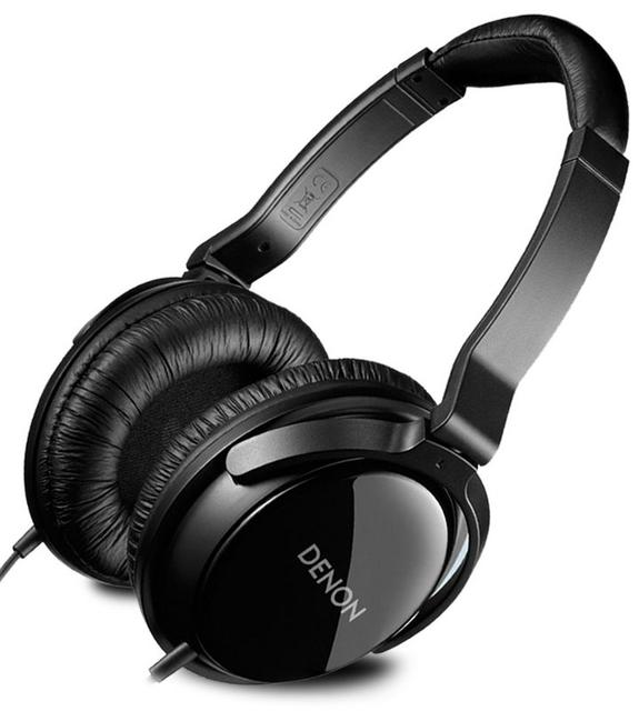 Słuchawki Denon AH D310 - Unboxing