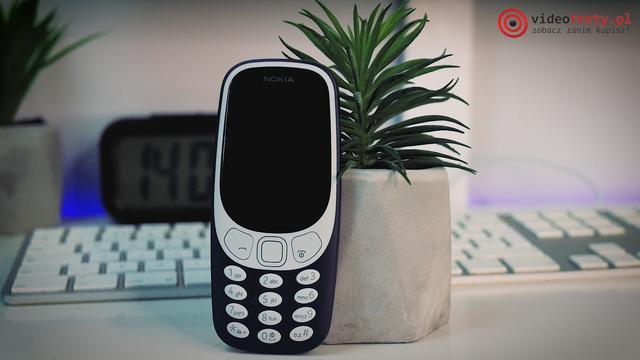 Nokia 3310 Granatowa