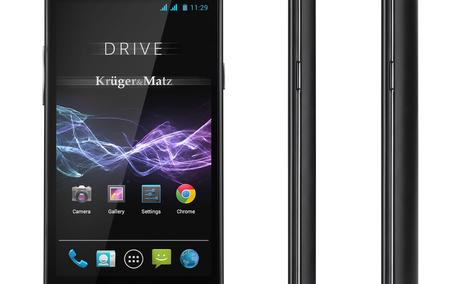 Kruger&Matz DRIVE 2 - elegancja, wydajność i przystępna cena w nowej odsłonie