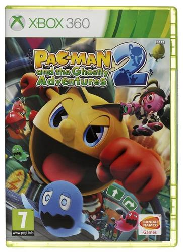 Gra Xbox 360 Pac-Man The Ghostly