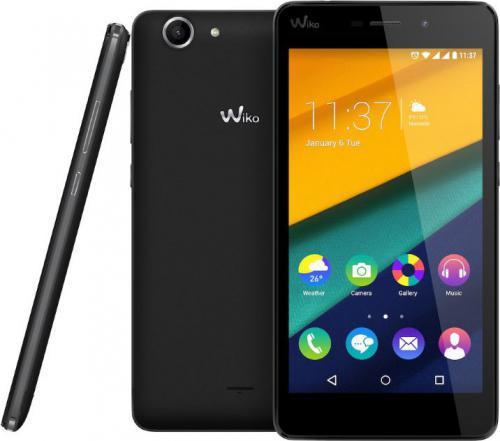 Wiko Pulp Fab 4G Czarny