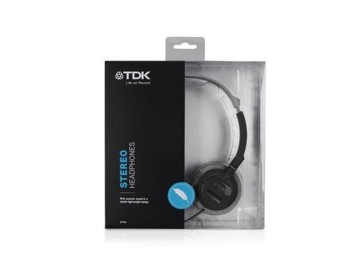 TDK Słuchawki ST100 czarne