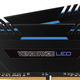 Corsair Vengeance LED DDR4, 2x8GB, 3000MHz, CL16, blue (CMU16GX4M2D3000C16B)