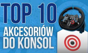 Najbardziej Polecane Akcesoria Do Konsol – Prezentujemy Aktualny Ranking TOP 10!