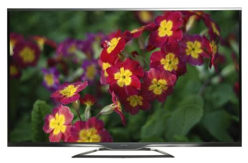 "TV 60"" LCD LED Sharp LC-60LE751 (Tuner Cyfrowy 500Hz Smart TV Tryb 3D USB LAN)"